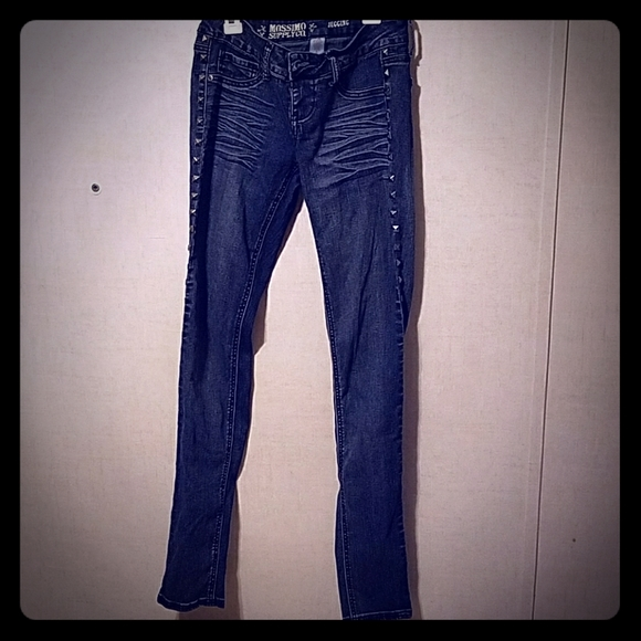 Mossimo Supply Co. Denim - Mossimo jegging